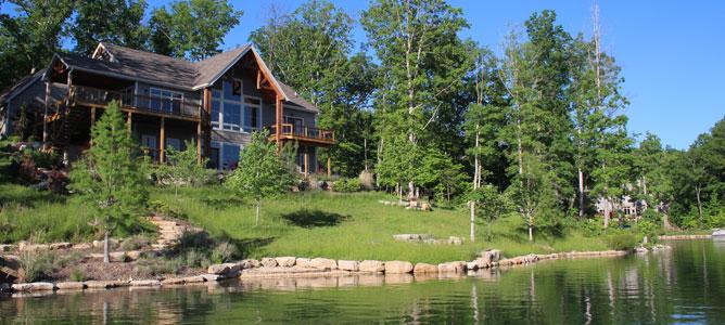 Luxury Lakeside Community