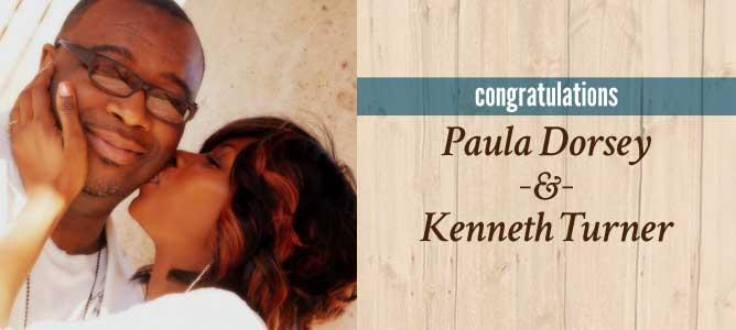 Winning Couple - Paula Dorsey and Kenneth Turner