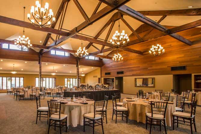 Aspen Center Dining Room