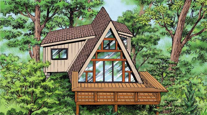 tree house floor plans for adults. Delighful House Summit Style Chalet Intended Tree House Floor Plans For Adults A