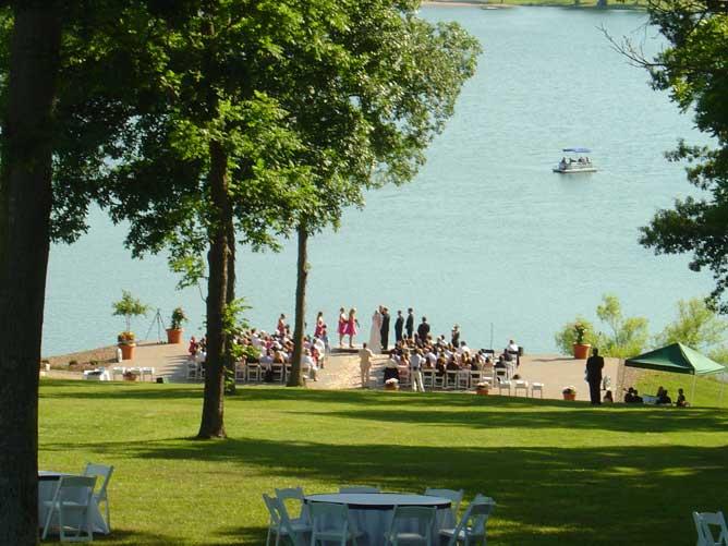 Innsbrook Lakeside Weddings