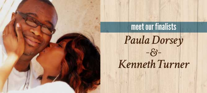 Meet Paula Dorsey and Kenneth Turner