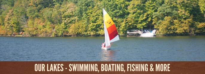Our Lakes, Fishing, Swimming, Boating and More
