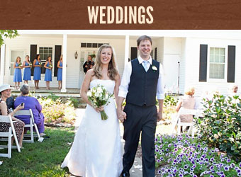 Destination Weddings Near St. Louis
