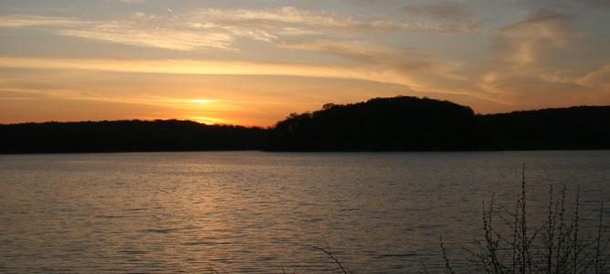 Lake Aspen Sunrise