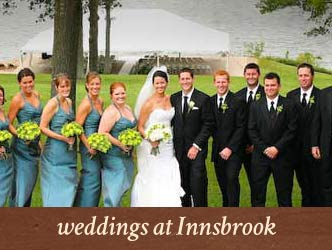 Weddings at Innsbrook