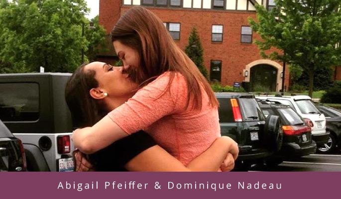 Abigail Pfeiffer & Dominique Nadeau
