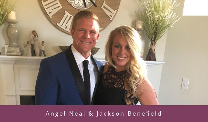 Angel Neal & Jackson Benefield