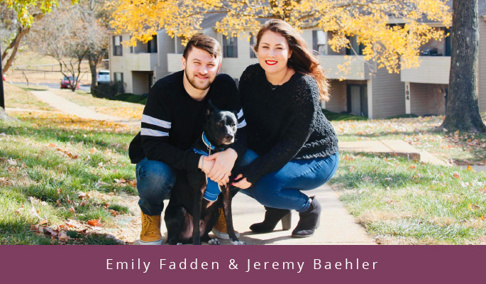 Emily Fadden & Jeremy Baehler