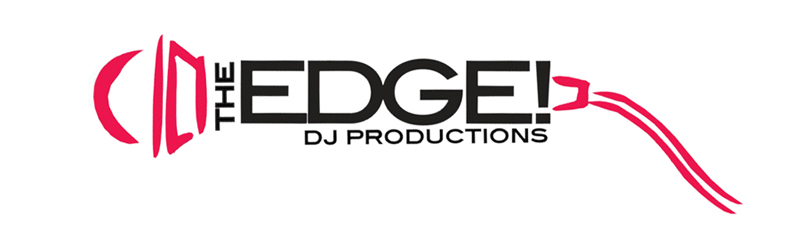 The Edge DJ Productions Logo