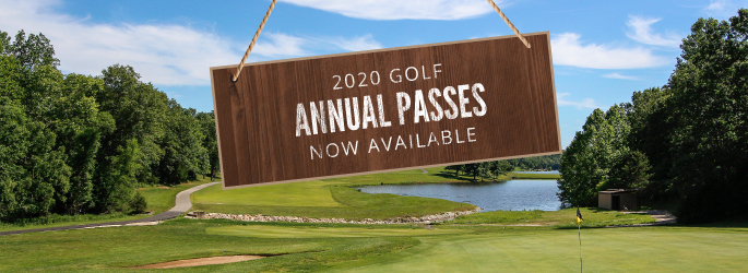 2020 Annual Golf Pass