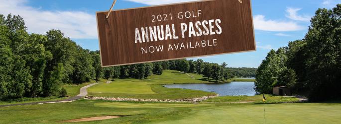 2021 Annual Golf Pass