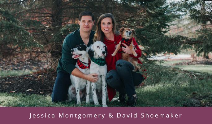 Jessica Montgomery & David Shoemaker