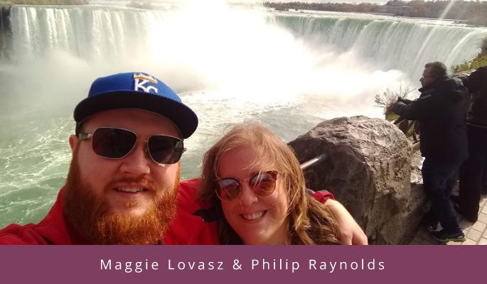 Maggie Lovasz & Philip Raynolds