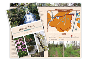 Hiking Trail Pocket Guide