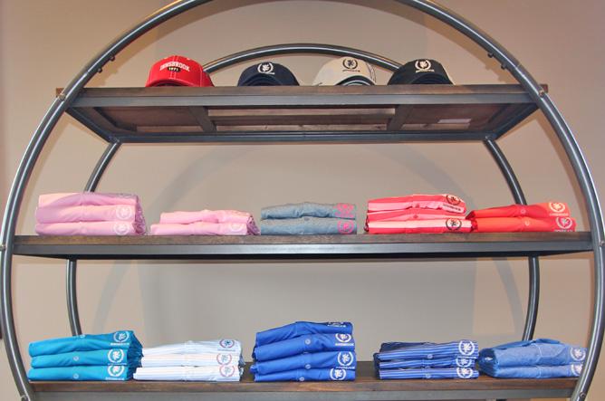 Pro Shop Merchandise