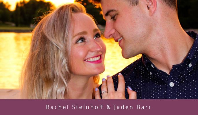 Rachel Steinhoff & Jaden Barr