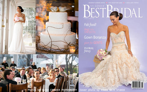 St. Louis Best Bridal Magazine