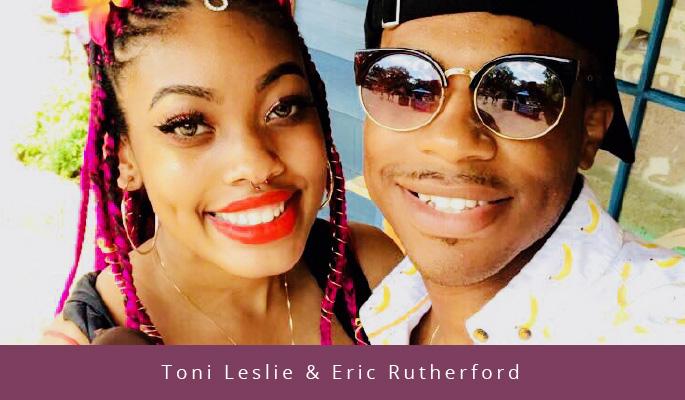 Toni Leslie & Eric Rutherford