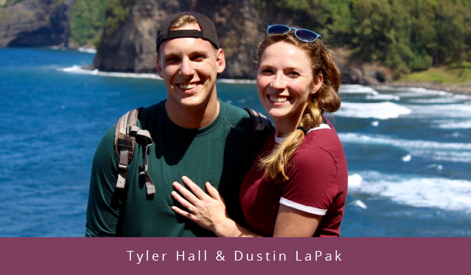 Tyler Hall & Dustin LaPak