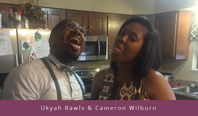 Ukyah Rawls & Cameron Wilburn