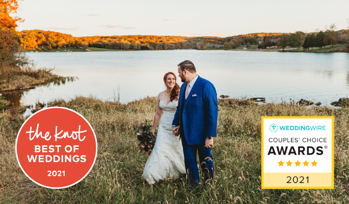 The Knot Best of Weddings  and Wedding Wire Couples Choice Awards