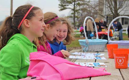 Bingo at Easter 2013