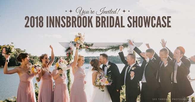 Innsbrook Resort | Use 2018 Pinterest Trends in Your Wedding!