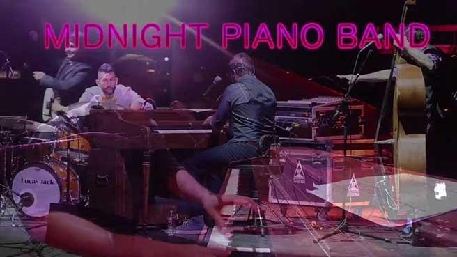 midnight piano band