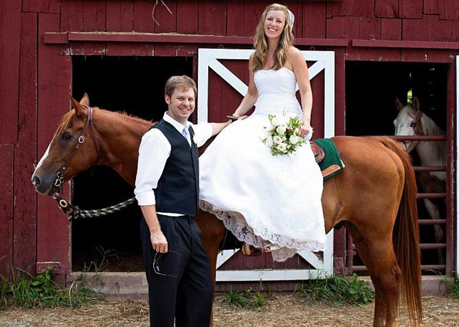 Innsbrook Farmhouse Wedding