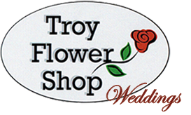 Troy Flower Shop logo