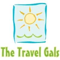 The Travel Gals logo