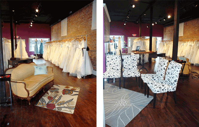 White Traditions Bridal House Preview