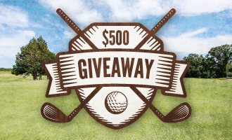 $500 Golf Giveaway