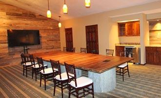 Aspen Center Open House